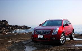 Picture Cadillac, Cadillac, 2013, JP-spec, SRX