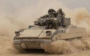 Picture BMP, U.S., Bradley, M2 Bradley