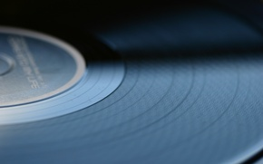 Picture macro, music, background, music, vinyl, record, macro, vinyl, solid