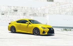 Picture car, Lexus, William Stern, RC F