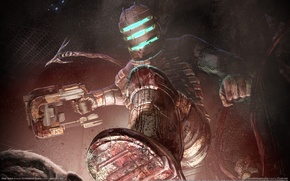 Wallpaper monsters, leg, blood, Isaac, shoes, dead space