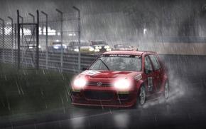Picture volkswagen, Golf, GTI, Gran Turismo 5