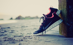 Picture sand, Nike, Powerlines