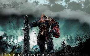 Picture wallpaper, war, Darksiders
