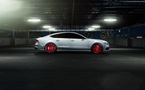 Picture car, tuning, Vossen Wheels, Elusive Motoring, Audi S7