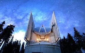 Picture Arizona, Radio Observatory, Mount Graham International Observatory