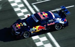 Wallpaper Valencia, Auto, Tuning, Speed, Road, Red Bull, Audi, Race