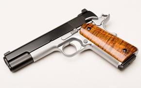 Picture gun, weapons, background, trunk, 1911, Colt, Dave Erickson