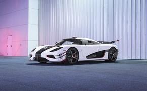 Picture car, Koenigsegg, One, giper