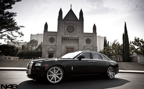 Picture ghost, royce, rolls, adv1