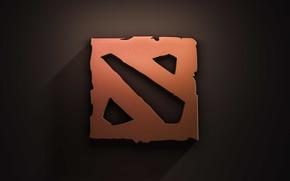 Picture logo, game, dota, games, valve, dota 2