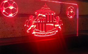 Picture wallpaper, sport, logo, football, Sunderland AFC