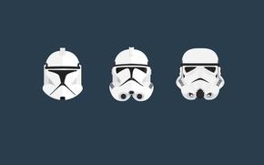 Picture Star Wars, trooper, stormtrooper, clone, helm