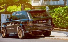 Picture SUV, Land Rover, range rover sport, premium