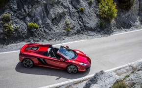 Picture McLaren, Spider, MP4-12c, carwallpaper