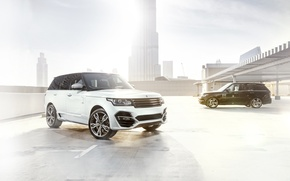 Picture SUV, Range Rover, tuning, Ares Design, 600 Supercharged