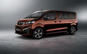 Wallpaper Peugeot, traveller, Traveller, Peugeot