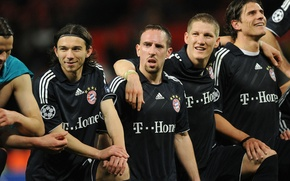 Picture football, sport, Bayern