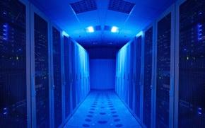 Picture communication, server, data center