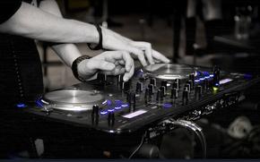 Picture DJ, remote, pioner, zhulanov