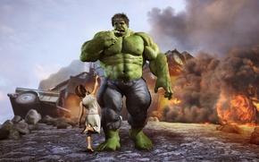 Wallpaper Hulk, were, Hulky