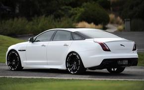 Picture Jaguar, tuning, platinum concept, Xj75