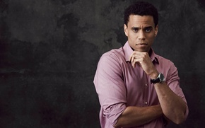 Picture actor, Michael Ealy, the role, Almost Human