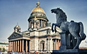 Picture Peter, Saint Petersburg, St. Isaac's Cathedral, Russia, St. Petersburg