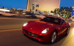 Picture hot, Beautiful, Sexy, Ferrari 599 GTB Fiorano, Luxury