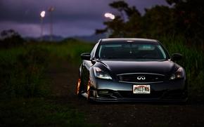 Picture car, infiniti, tuning, rechange, infiniti g35, stance
