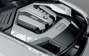 Picture BMW, engine, Active Hybrid