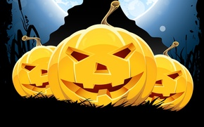 Picture smile, holiday, Halloween, Halloween, smile, holiday, horror stories, horror stories, Jolly pumpkin, fun pumpkin