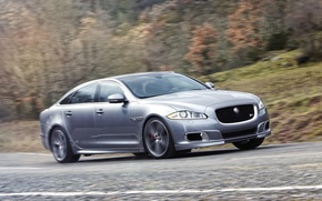 Picture machine, auto, Wallpaper, Jaguar, Jaguar, XJR