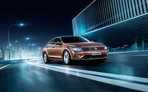 Wallpaper 2015, Volkswagen, Lamando, Volkswagen, lamanda