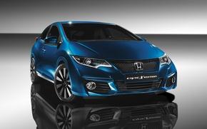 Picture background, Honda, Honda, Civic, civici