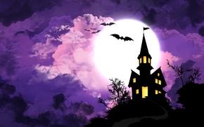 Wallpaper Halloween, Halloween, All Saints\' Eve