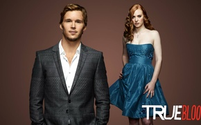 Picture true blood, Ryan Kwanten, Deborah Ann Woll