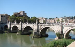 Picture Rome, Italy, The Tiber