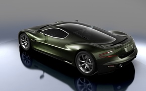 Wallpaper Cars, Aston Martin, Concept, The concept