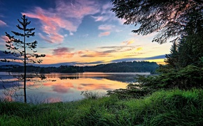 Picture lake, Norway, Norway, Storavatnet
