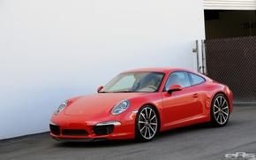 Picture 911, Porsche, 991, H&R, Springs