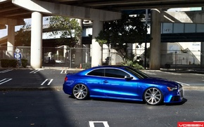 Picture Audi, RS5, Vossen