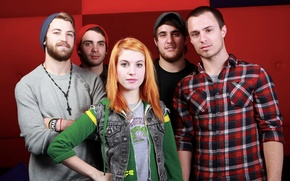 Picture music, group, music, paramore, York, williams, hayley, Taylor, pop-rock, taylor, york, Haley, Zach, josh, Williams, …