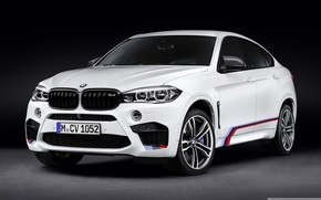 Picture BMW, BMW, F16, 2015, X6 M, Performance Accessories