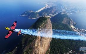 Picture the plane, Wallpaper, smoke, Brazil, redbull, for other visitors, art, no idea, values