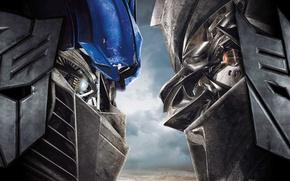 Wallpaper megatron, transformers, optimus prime