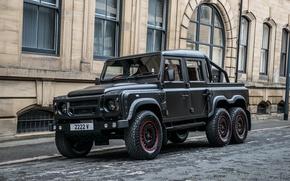 Picture Project Kahn, Land Rover, Defender, land Rover, defender