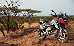 Picture BMW, Savannah, Africa, South Africa, R1200GS