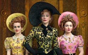 Picture Anastasia, Cinderella, Cinderella, Cate Blanchett, Holliday Grainger, stepmom, Sophie McShera, Drizella