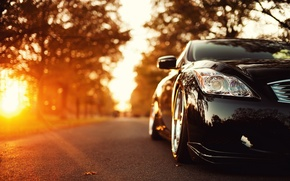 Picture road, auto, ISS Forged Infiniti